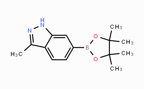 1227911-51-4 | 3-Methylindazole-6-boronic acid pinacol ester