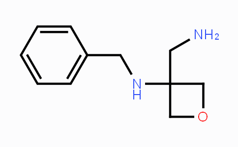 DY444298 | 1021392-83-5 | 3-[(Phenylmethyl)amino]-3-oxetanemethanamine