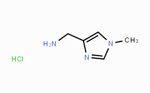 1394838-42-6 | 4-(Aminomethyl)-1-methylimidazole hydrochloride