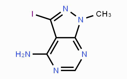 862729-12-2 | 4-Amino-3-iodo-1-methyl-1H-pyrazolo[3,4-d]pyrimidine