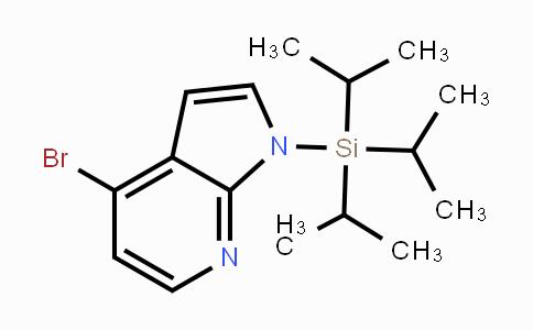 DY444328 | 640735-24-6 | 4-Bromo-1-(triisopropylsilyl)-7-azaindole