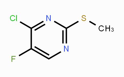 6096-45-3 | 4-Chloro-5-fluoro-2-(methylsulfanyl)pyrimidine