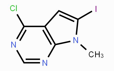 1363382-83-5 | 4-Chloro-6-iodo-7-methyl-7H-pyrrolo[2,3-d]pyrimidine