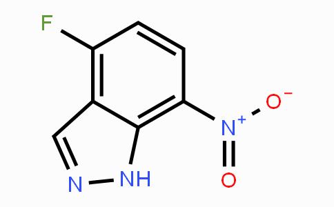 866144-02-7 | 4-Fluoro-7-nitro-indazole