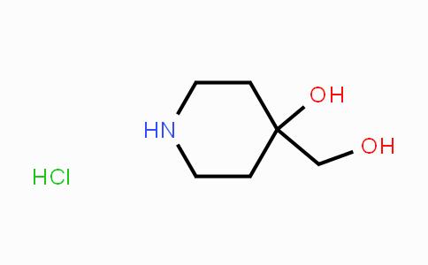 240401-25-6 | 4-Hydroxy-4-hydroxymethylpiperidine hydrochloride