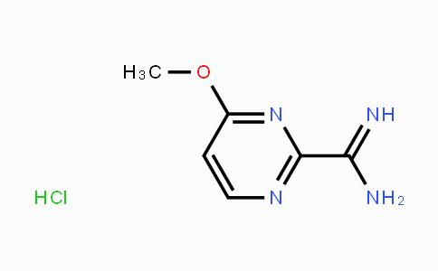 1363383-07-6 | 4-Methoxypyrimidine-2-carboxamidine hydrochloride