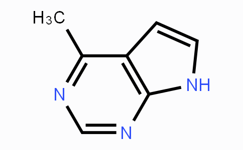 945950-37-8 | 4-Methyl-7H-pyrrolo[2,3-d]pyrimidine