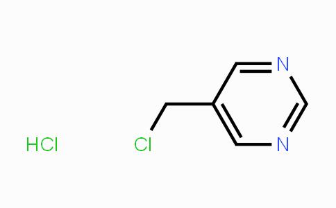 1337879-54-5 | 5-(Chloromethyl)pyrimidine hydrochloride