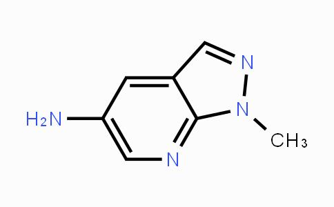 1190380-60-9 | 5-Amino-1-methyl-1H-pyrazolo[3,4-b]pyridine