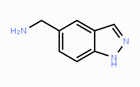267413-25-2 | 5-Aminomethyl indazole