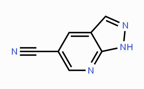 1234616-67-1 | 5-Cyano-1H-pyrazolo[3,4-b]pyridine