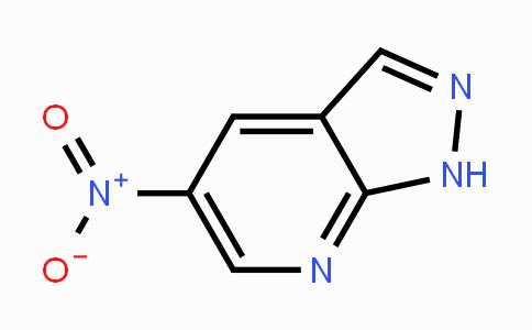 63572-73-6 | 5-Nitro-1H-pyrazolo[3,4-b]pyridine