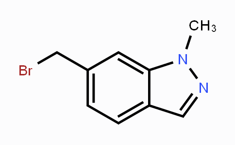 1092961-01-7 | 6-(Bromomethyl)-1-methyl-1H-indazole