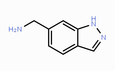 710943-26-3 | 6-Aminomethyl indazole