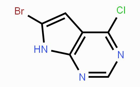 784150-41-0 | 6-Bromo-4-chloro-7H-pyrrolo[2,3-d]pyrimidine
