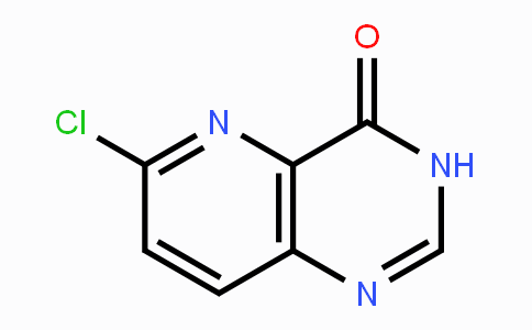 171178-33-9 | 6-Chloropyrido[3,2-d]pyrimidin-4(3H)-one