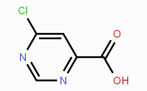 37131-91-2 | 6-Chloropyrimidine-4-carboxylic acid