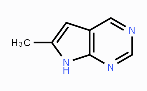 26786-73-2 | 6-methyl-7H-Pyrrolo[2,3-d]pyrimidine