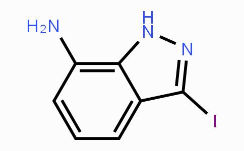 1000340-82-8 | 7-Amino-3-iodo-1H-indazole