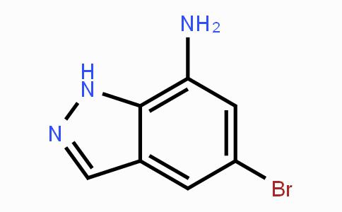 316810-86-3 | 7-氨基-5-溴-1H-吲唑