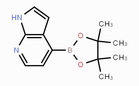 942919-26-8   7-Azaindole-4-boronic acid pinacol ester