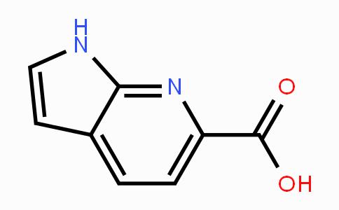 898746-35-5 | 7-Azaindole-6-carboxylic acid