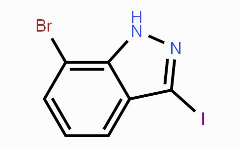 944904-26-1 | 7-Bromo-3-iodoindazole