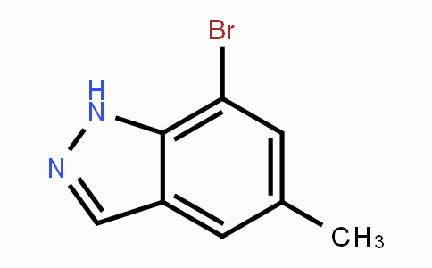 885272-97-9 | 7-Bromo-5-methyl-1H-indazole