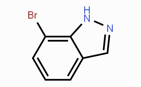 53857-58-2 | 7-Bromoindazole
