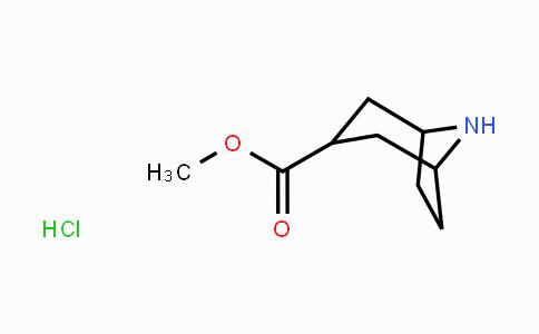 179022-43-6 | 8-Aza-bicyclo[3.2.1]octane-3-carboxylic acid methyl ester hydrochloride