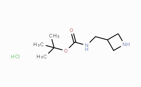 943060-59-1 | Azetidin-3-ylmethyl-carbamic acid tert-butyl ester hydrochloride