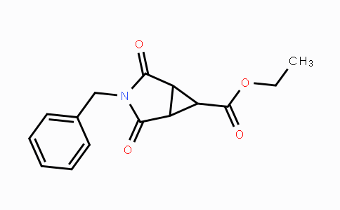 134575-06-7 | Ethyl 3-benzyl-2,4-dioxo-3-aza-bicyclo[3.1.0]hexane-6-carboxylate