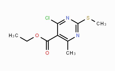 583878-42-6 | 2-(甲硫基)-4-氯-6-甲基嘧啶-5-甲酸乙酯