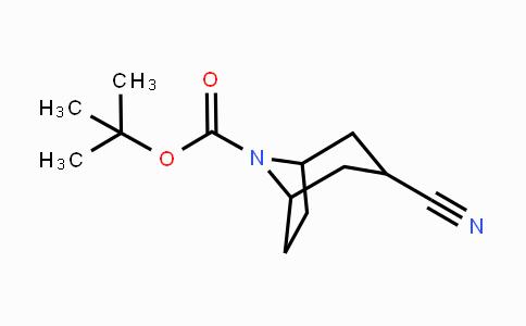 1147558-40-4 | exo-8-Boc-3-cyano-8-azabicyclo[3.2.1]octane