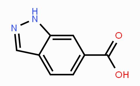 704-91-6 | 1H-吲唑-6-羧酸