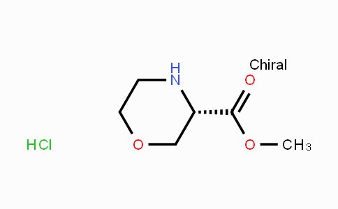 1447972-26-0 | Methyl (S)-morpholine-3-carboxylate hydrochloride