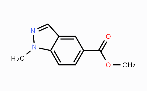 1092351-82-0 | Methyl 1-methyl-indazole-5-carboxylate