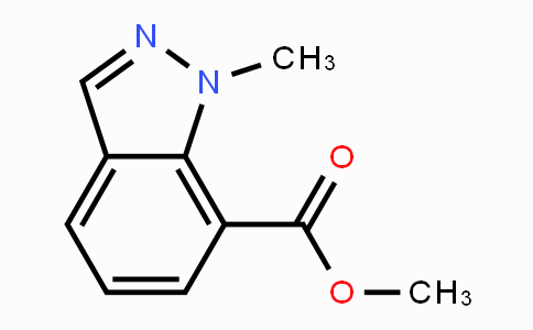 1092351-84-2 | Methyl 1-methylindazole-7-carboxylate