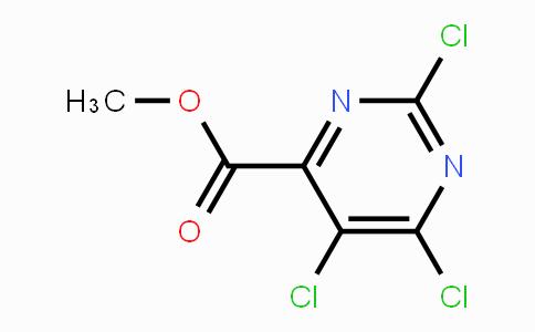 89284-85-5 | Methyl 2,5,6-trichloro-4-pyrimidinecarboxylate