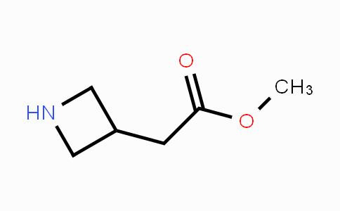 890849-61-3 | Methyl 3-azetidineacetate