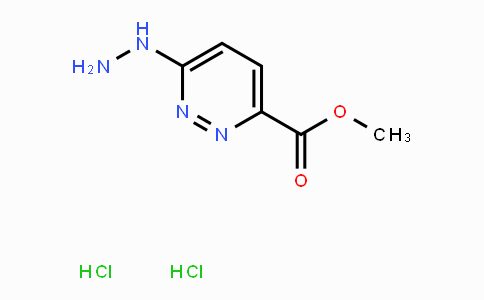 1788044-11-0 | Methyl 3-hydrazinopyridazine-6-carboxylate dihydrochloride