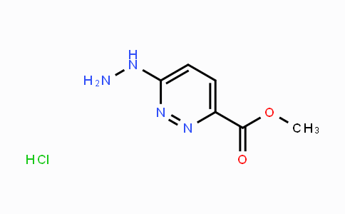 1234616-16-0 | Methyl 3-hydrazinopyridazine-6-carboxylate hydrochloride