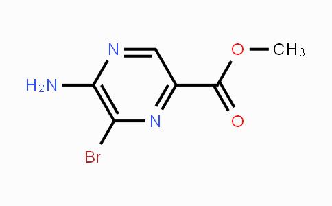 1076198-49-6 | Methyl 5-amino-6-bromo-2-pyrazinecarboxylate