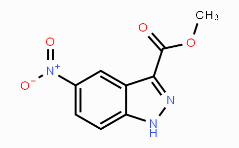 MC444551 | 78155-75-6 | Methyl 5-nitro-1H-indazole-3-carboxylate