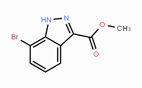 885279-52-7 | Methyl 7-bromo-1H-indazole-3-carboxylate