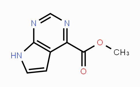1095822-17-5 | Methyl 7H-pyrrolo[2,3-d]pyrimidine-4-carboxylate