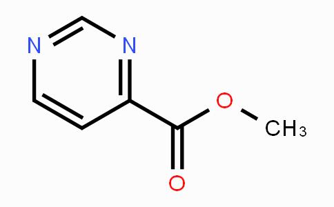 2450-08-0 | Methyl pyrimidine-4-carboxylate