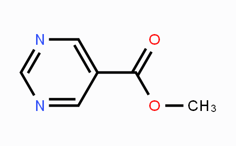 34253-01-5 | Methyl pyrimidine-5-carboxylate