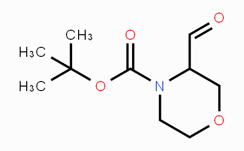 833474-06-9 | N-Boc-3-morpholinecarbaldehyde