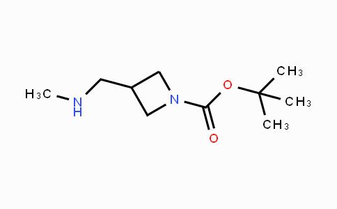 1049730-81-5 | tert-Butyl 3-((Methylamino)methyl)azetidine-1-carboxylate